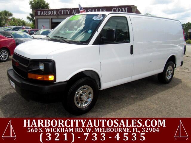 2016 Chevrolet Express G2500 Cargo Van