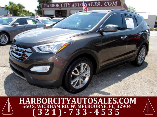 Hyundai Santa Fe Sport Santa Fe Sport 2014