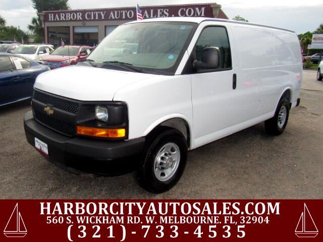 2014 Chevrolet Express Cargo Van G2500