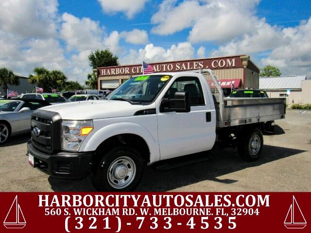 "2013 Ford Super Duty F-250 XLT 137"" with Utility Bed"