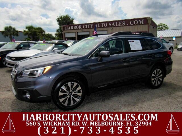 2016 Subaru Outback Limited AWD Wagon w/Eye Sight Package