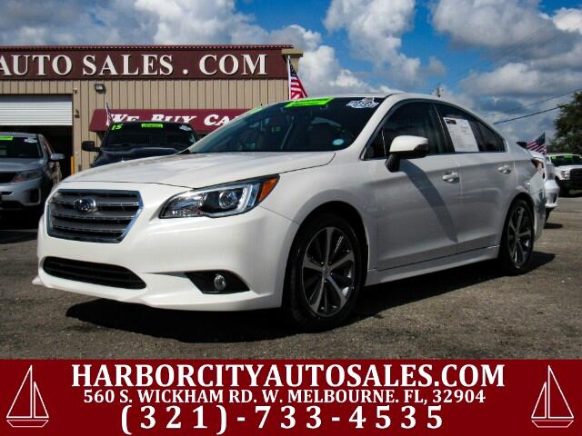 2016 Subaru Legacy 4dr Sdn 2.5i Limited w/ Eye Sight Package