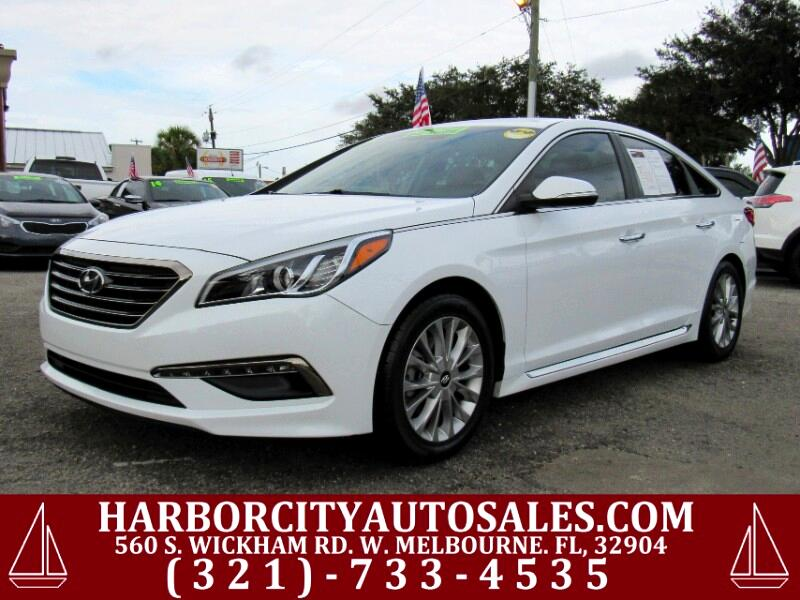2015 Hyundai Sonata 4dr Sdn 2.4L Limited w/Brown Seats