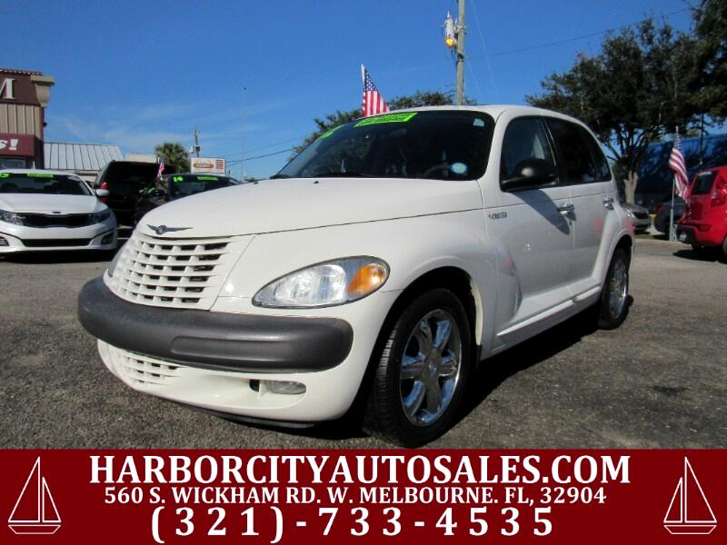 2002 Chrysler PT Cruiser 4dr Wgn Limited