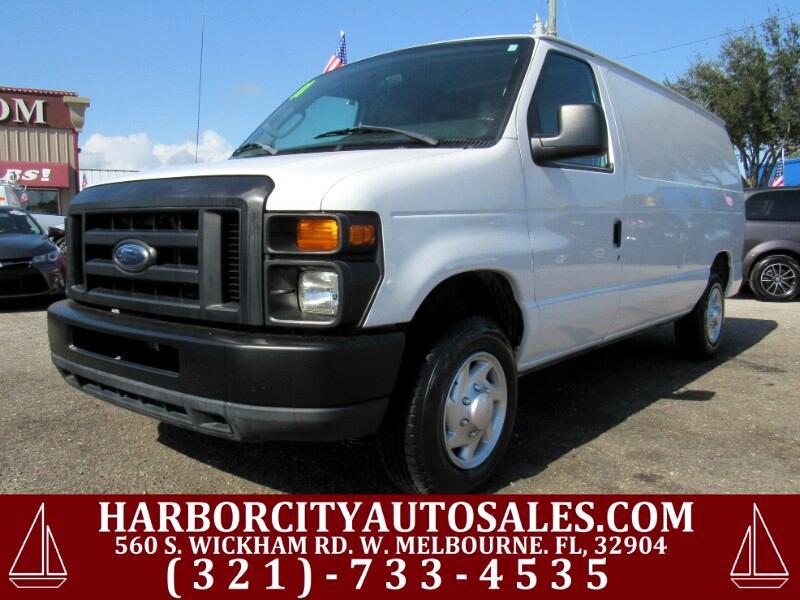 "2011 Ford Econoline Cargo Van E150 Cargo 124"" WB"