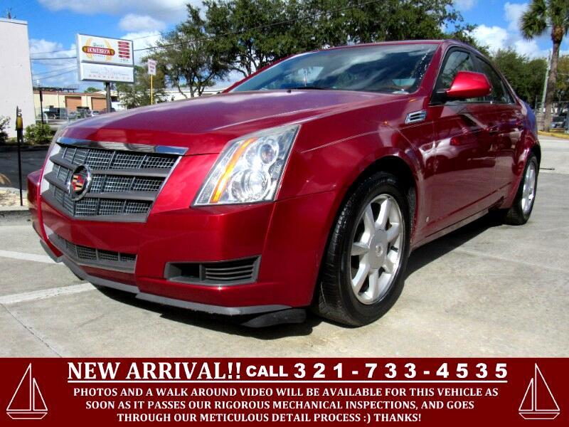 2008 Cadillac CTS 4dr Sdn 3.6L