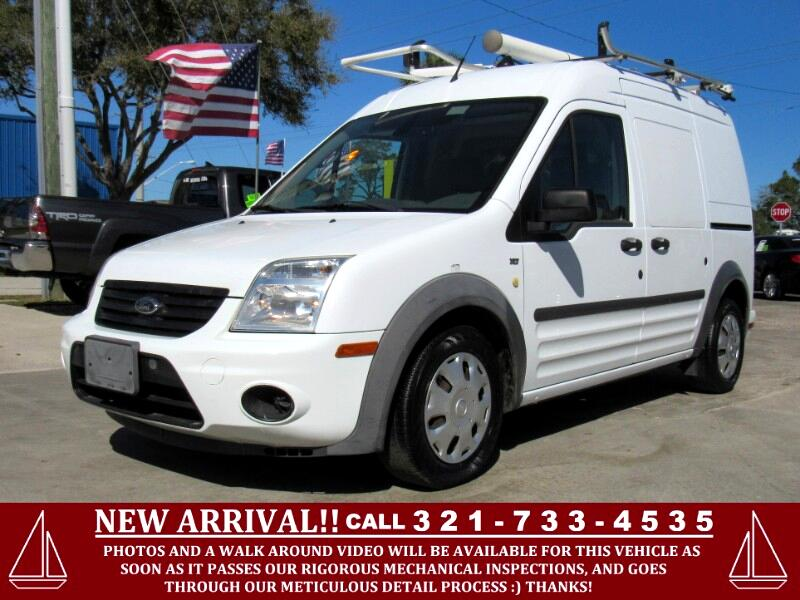 "2013 Ford Transit Connect 114.6"" XLT w/o side or rear door glass"