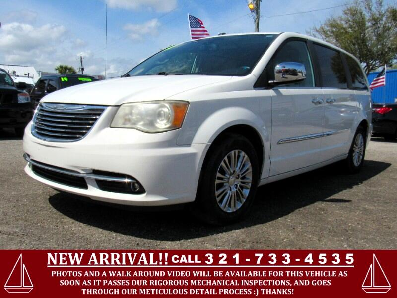 2011 Chrysler Town & Country 4dr Wgn Limited