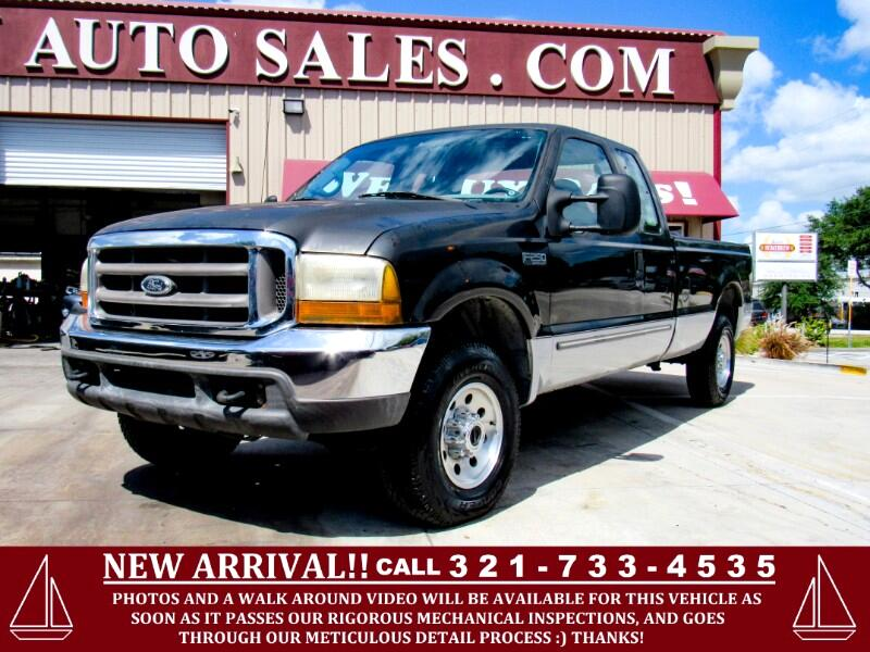 2000 Ford Super Duty F-250 4WD EXTENDED CAB
