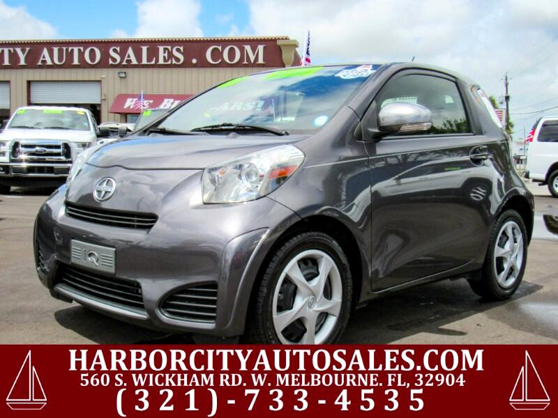 2013 Scion iQ 3dr HB (Natl)