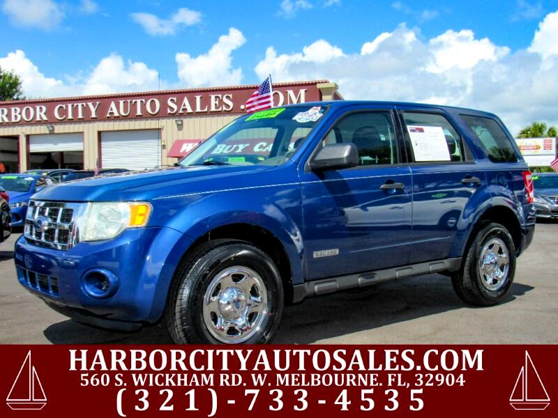 2008 Ford Escape 2WD 4dr I4 Auto XLS
