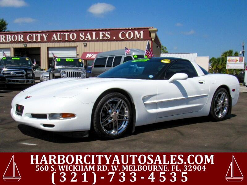 1998 Chevrolet Corvette 2dr Cpe