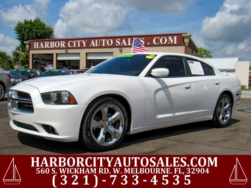 2014 Dodge Charger 4dr Sdn SXT Plus - RALLYE
