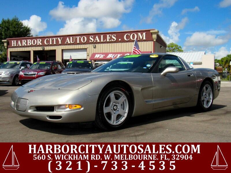 1999 Chevrolet Corvette 2dr Cpe