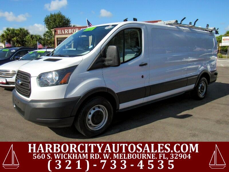 "2018 Ford Transit Van T-150 148"" Low Rf 8600 GVWR Sliding RH Dr"