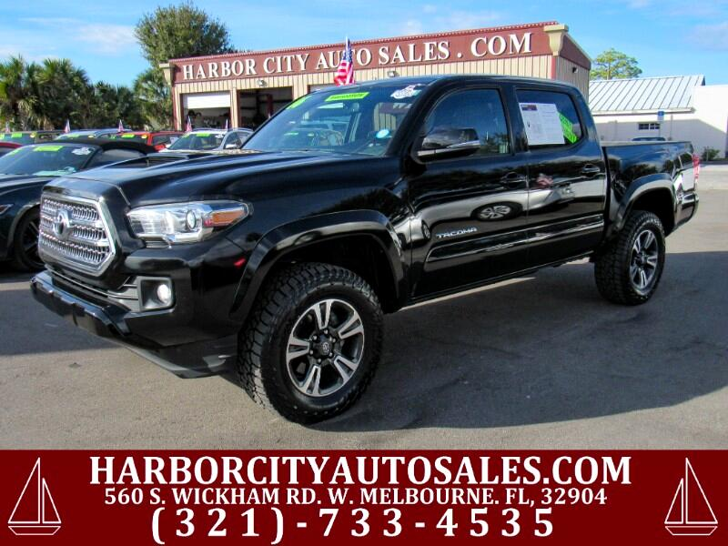 Toyota Tacoma 2WD Double Cab V6 AT TRD Sport (Natl) 2016