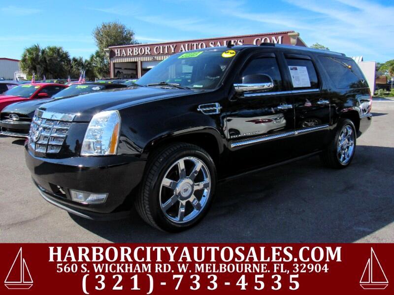 Cadillac Escalade ESV AWD 4dr Premium 2010