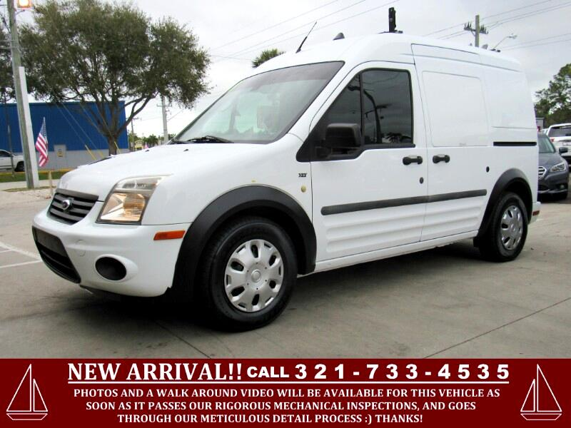 """Ford Transit Connect 114.6"""" XLT w/o side or rear door glass 2013"""