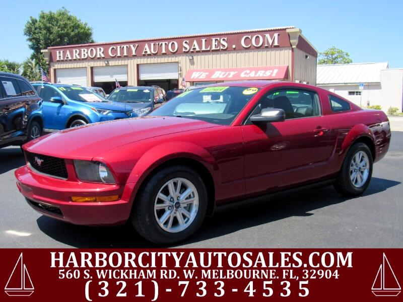 Ford Mustang 2dr Cpe Premium 2007