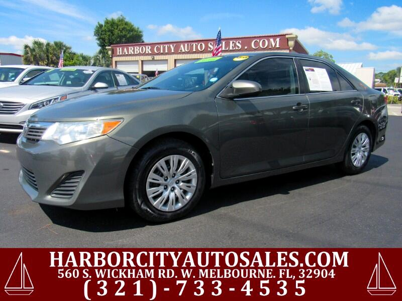 Toyota Camry 2014.5 4dr Sdn I4 Auto L (Natl) 2014