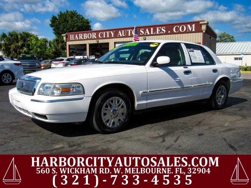 Mercury Grand Marquis 4dr Sdn GS 2006