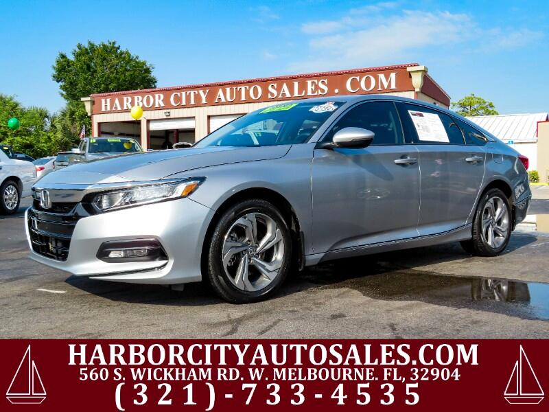 Honda Accord Sedan EX-L Navi 2.0T Auto 2018
