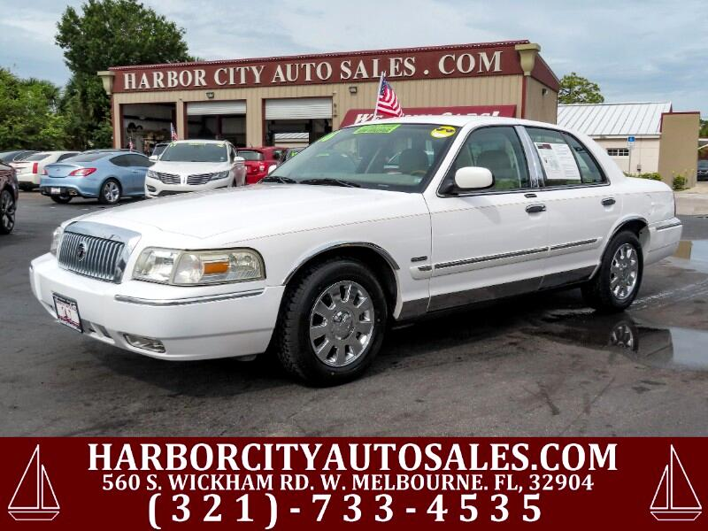 Mercury Grand Marquis 4dr Sdn LS Ultimate 2006