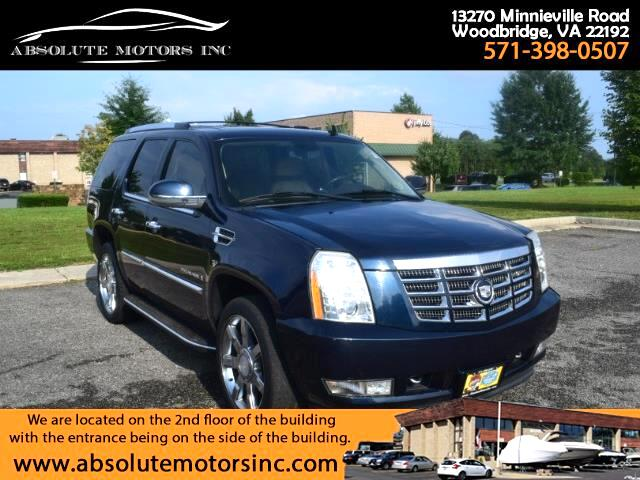 2007 Cadillac Escalade Luxury 4WD