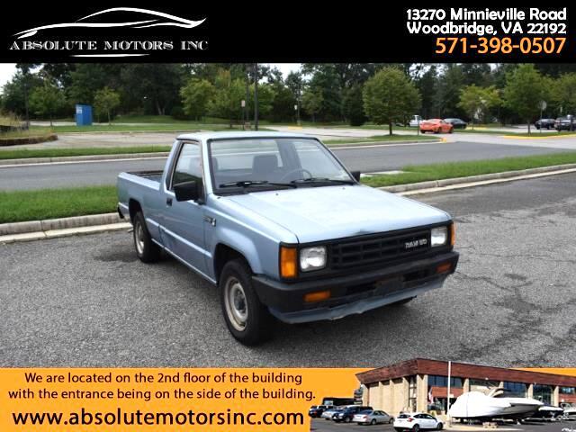1988 Dodge Ram 50 Reg. Cab Short Bed 2WD