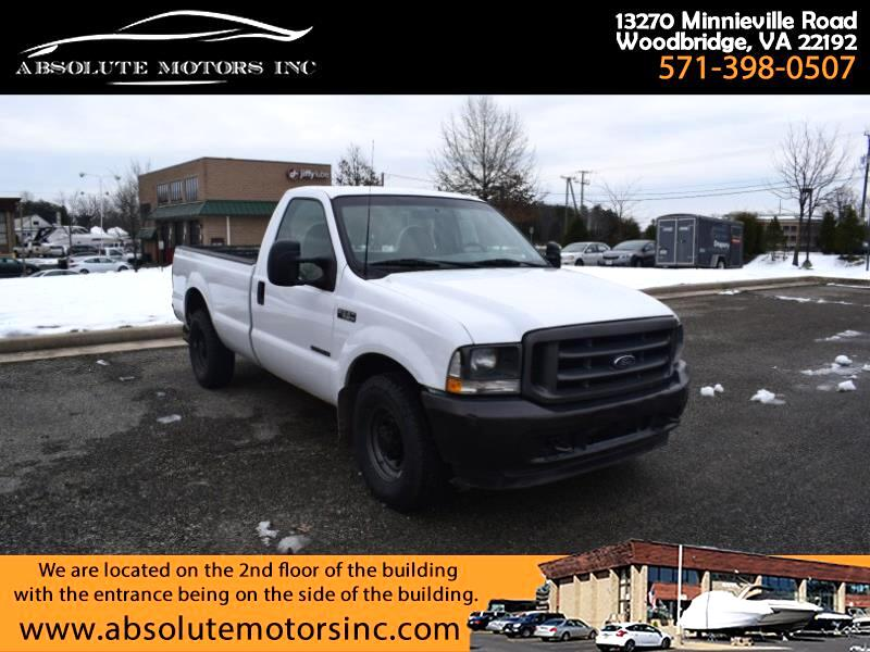 2003 Ford F-350 SD XL 2WD