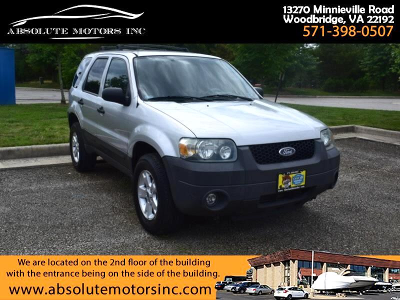 2005 Ford Escape 2WD 4dr V6 Auto XLT