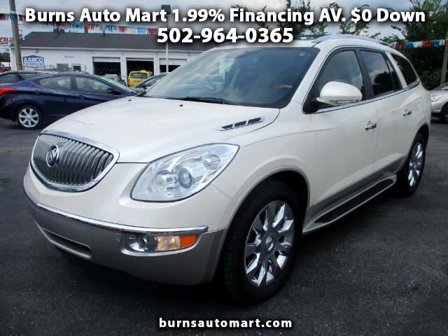 2012 Buick Enclave Premium Group FWD