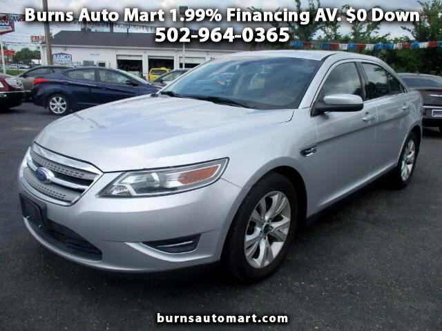 2012 Ford Taurus 4dr Sdn SEL Deluxe