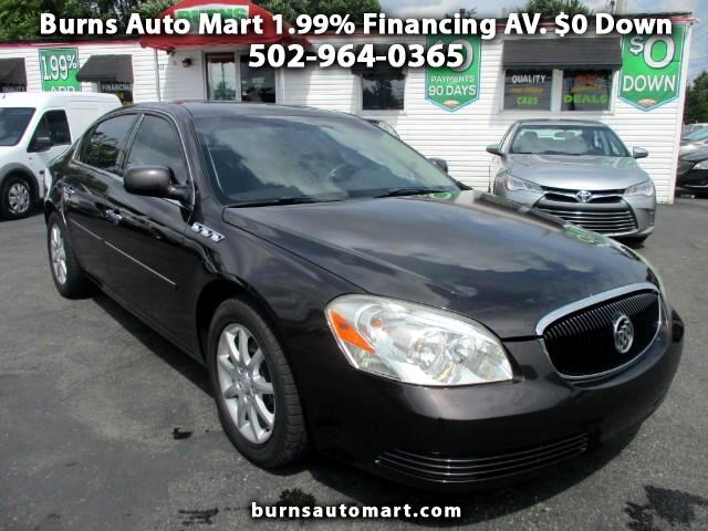 2008 Buick Lucerne 4dr Sdn CXL Premium