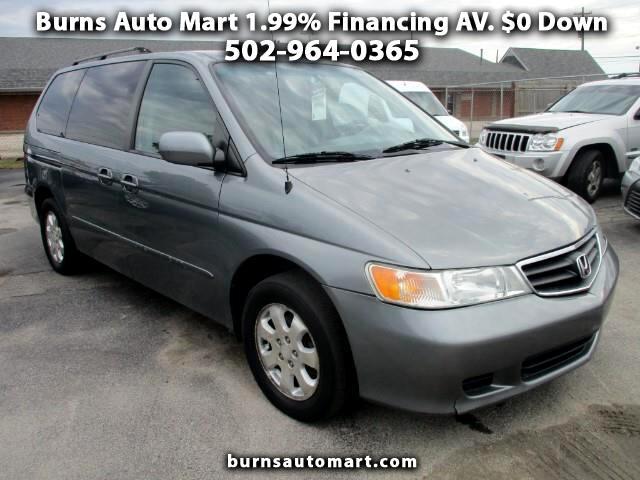 2002 Honda Odyssey EX-L