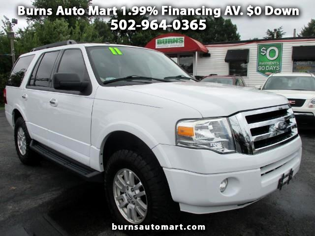 2011 Ford Expedition 5.4L XLT Premium