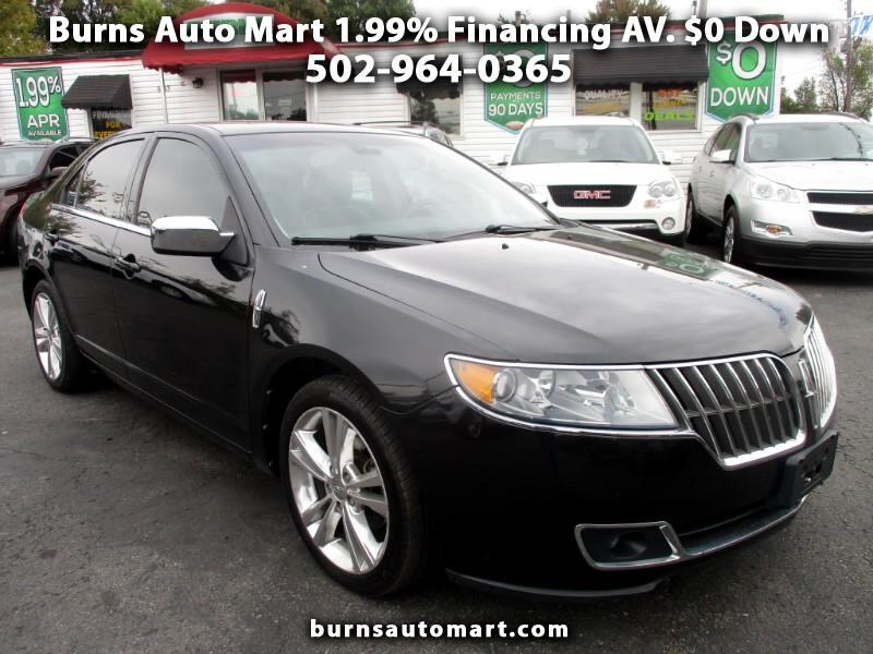 2010 Lincoln MKZ Black Label AWD