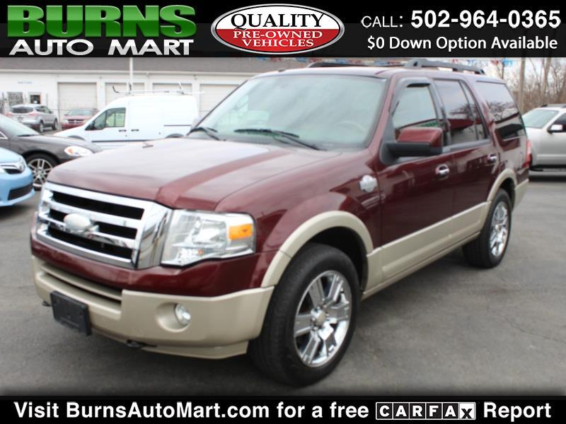 2010 Ford Expedition 5.4L King Ranch 4WD