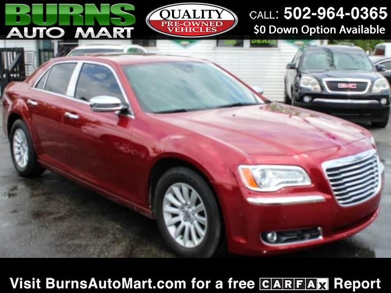 2014 Chrysler 300 S V6