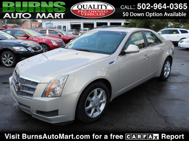 2009 Cadillac CTS 3.6 Luxury