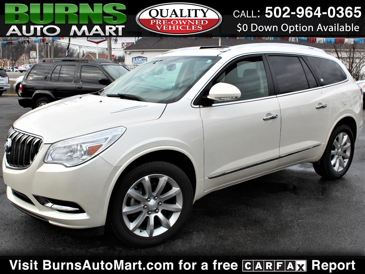 Buick Enclave CXL-2 AWD 2014