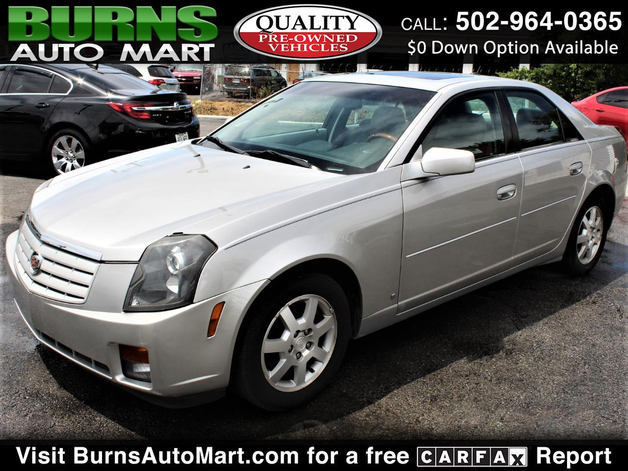 Cadillac CTS 3.6 Luxury 2006