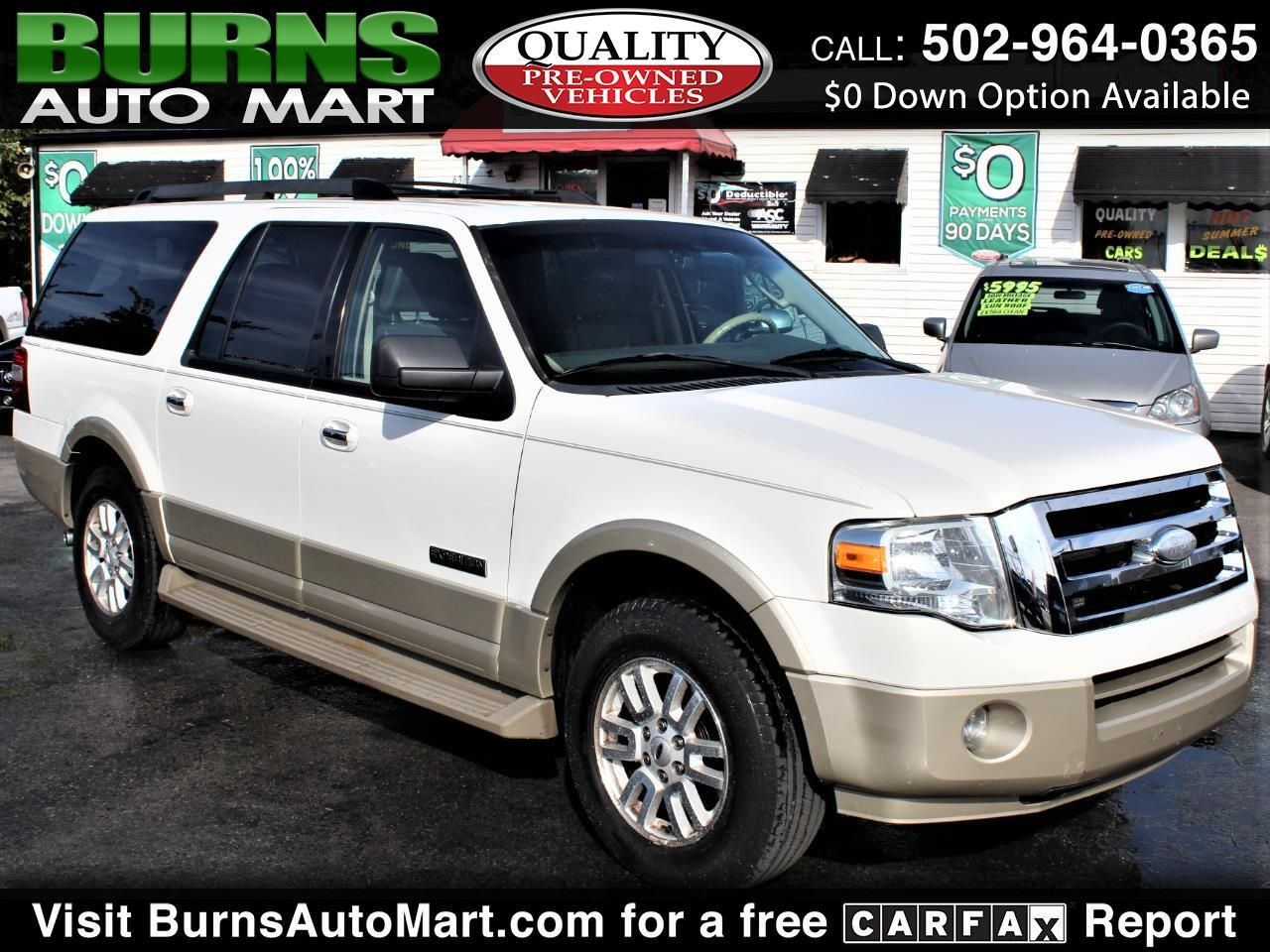 Ford Expedition EL  2008