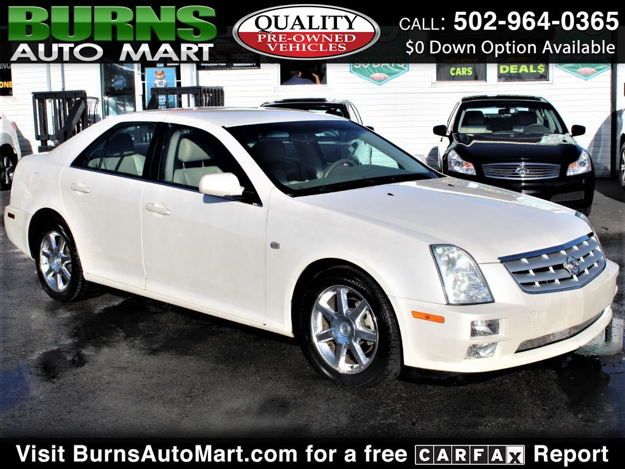 Cadillac STS V8 Premium Luxury Performance 2005