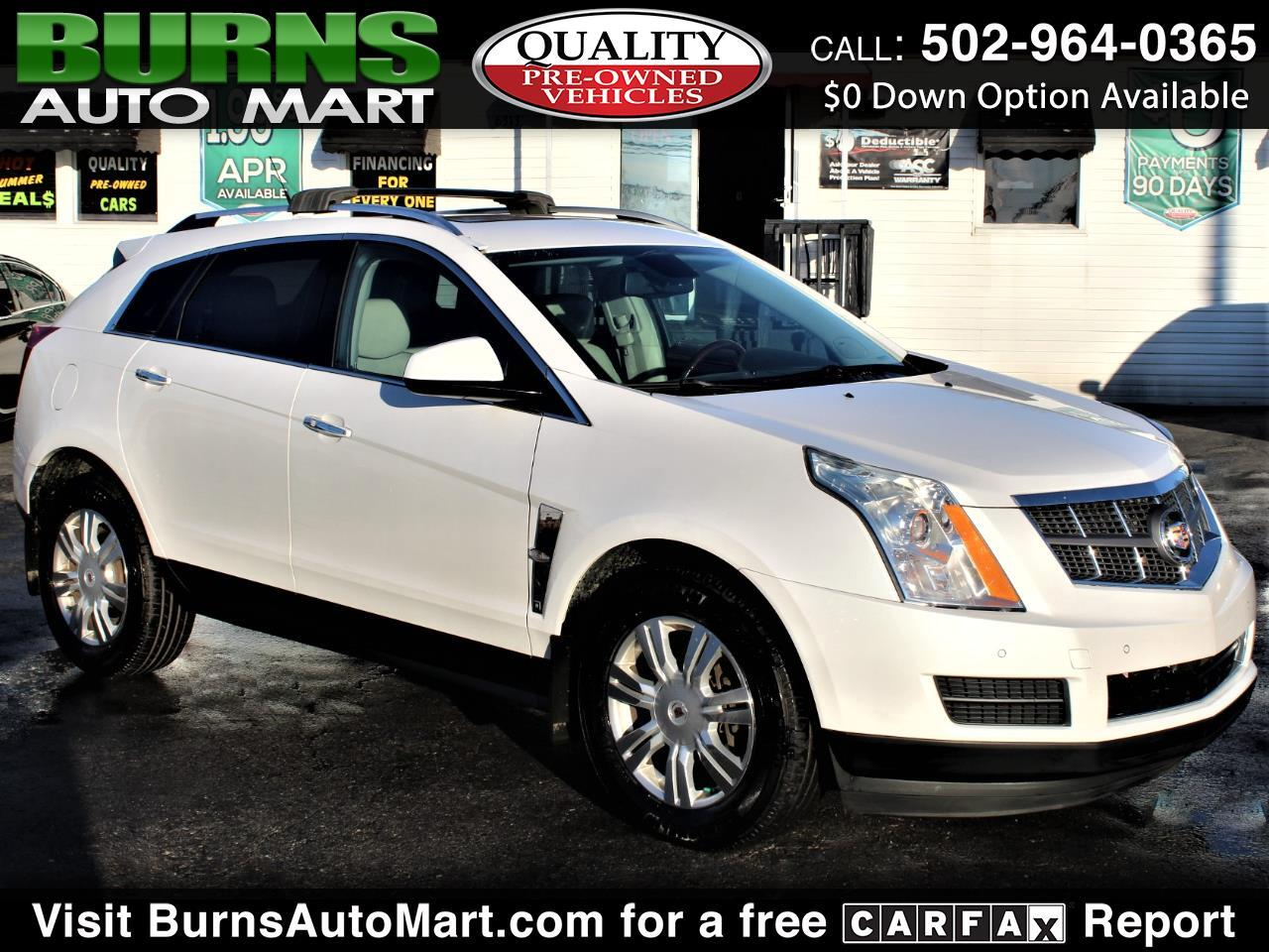 Cadillac SRX AWD Luxury Collection 2011