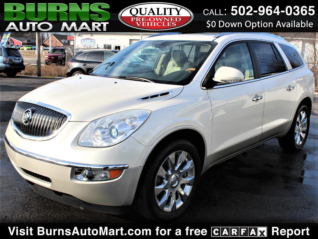 Buick Enclave AWD 4dr Premium 2012