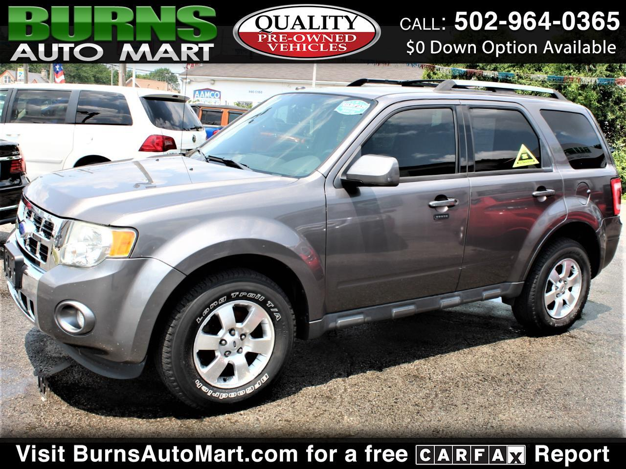 Ford Escape Limited FWD I4 2011