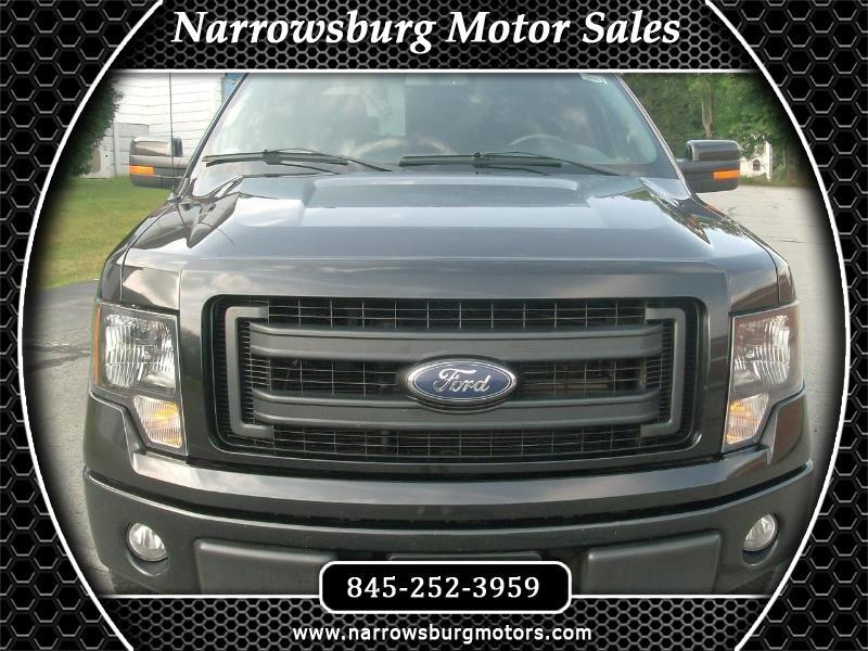 Ford F-150 FX4 SuperCrew 6.5-ft Box 4WD 2014