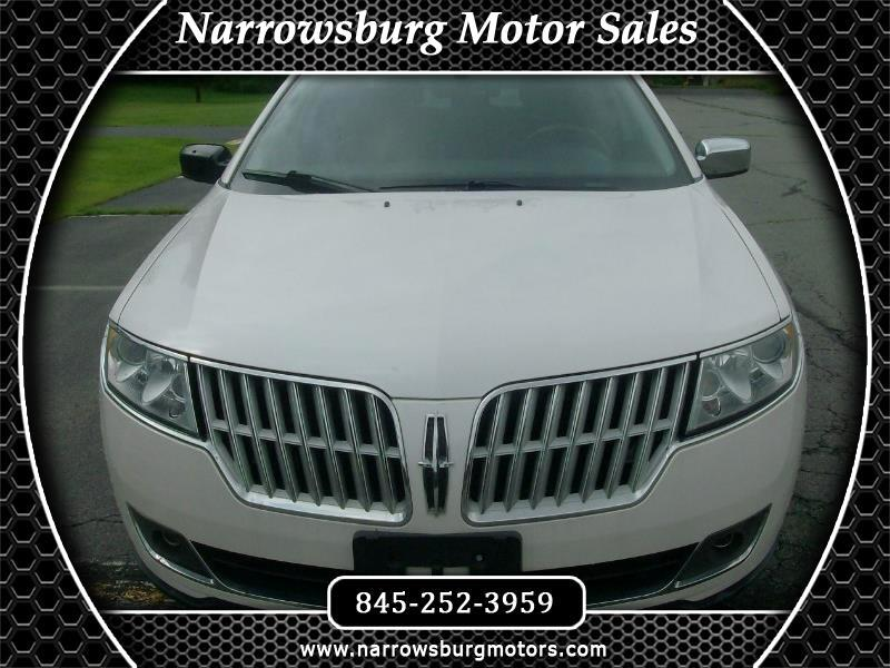 Lincoln MKZ AWD 2012
