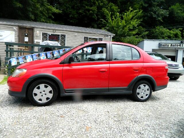2000 Toyota ECHO 4-Door